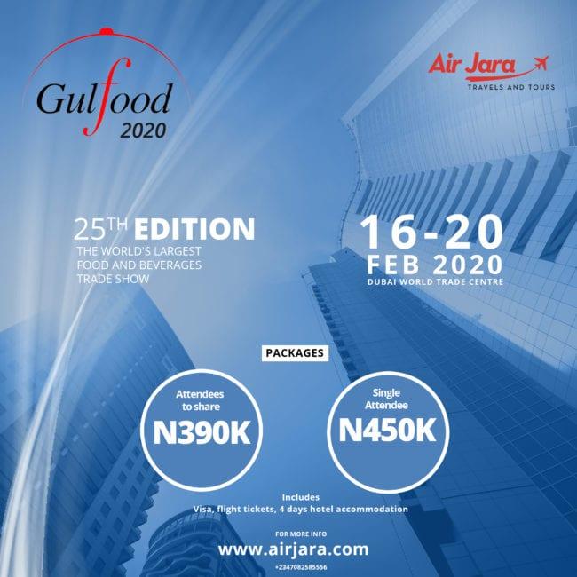 gulfood 2020